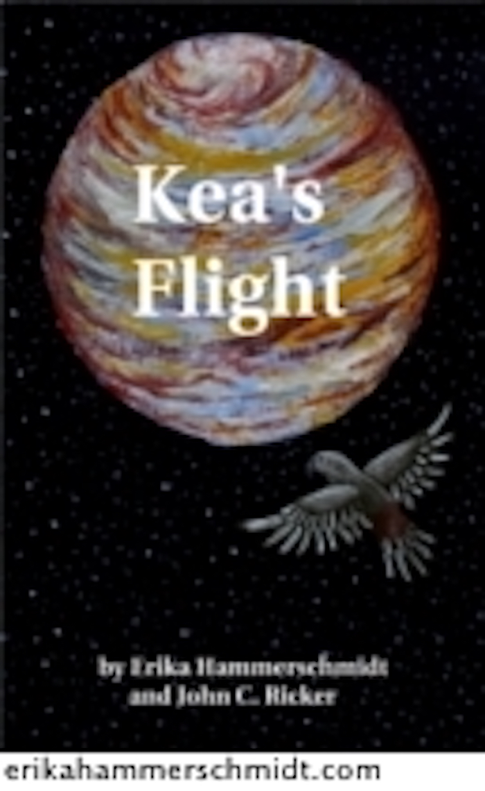 Kea's Flight